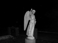 "Sleepy Hollow Cemetery, Halloween Night, ""The Witching Hour"" 2010"