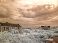 Nantucket in Infrared
