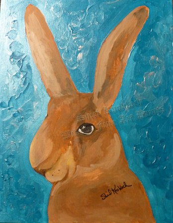 """Blue Hare"""